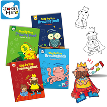 лучшая цена 1PCS New Coloring book for children cartoon Adult Relieve Stress Kill Time Graffiti Painting Drawing Art Book Coloring book toys