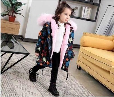 Winter Children Natural Fur...