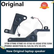 LSC New Falante Portátil Original Para Acer 5750 5750G 5750Z V3-571G V3-551G 5755 5350 P5WEO 4830 5755G E1-521 E1-571 V3-571