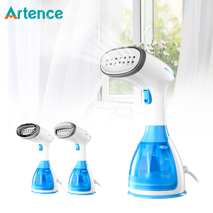 New Mini Steam Iron Handheld dry Cleaning Brush Clothes Household Appliance Portable Travel Clean Steam Iron