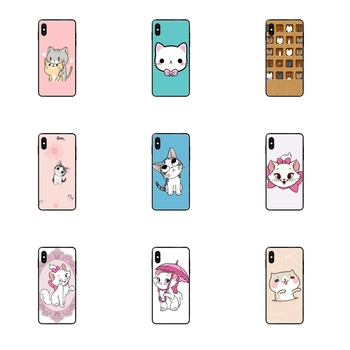 The Cartoon AristoCats Marie Cats For Samsung Galaxy A5 A6 A7 A8 A10 A10S A20 A20S A20E A21S A30S A40 A50 A70 A71 A70E Adults image