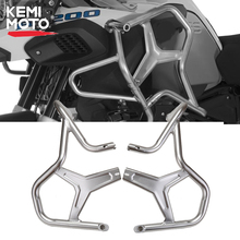 2019 R1200GS LC ADV Upper Crash Bar Extensions For BMW R1200GS ADV Adventure water cooled 2014 2015 2016 2017 2018 Engine Guard