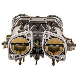 Image 2 - 2pcs สำหรับโฟล์คสวาเก้นสำหรับ Beetle สำหรับ VW สำหรับ Porsche 48IDF W/Air Horns คาร์บูเรเตอร์