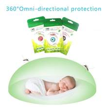 Plastic Mosquito Killer Repellent Anti Mosquito Pest Control for Baby Child with Anti-mosquito Buttons Durable Insect Repellent(China)