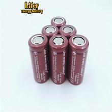 Liter Energy Battery 2pcs Rcr 123 16340 780mah 3.7v Li-ion Rechargeable Battery