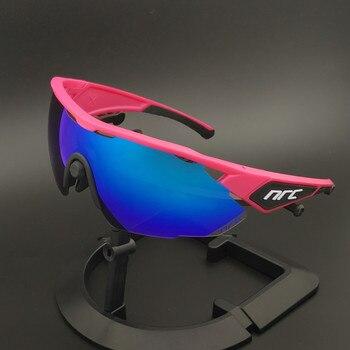 NRC 3 линзы, очки для велоспорта, солнцезащитные очки для горного мужчины wo, мужские спортивные дорожные Mtb очки для горного велосипеда, солнце...