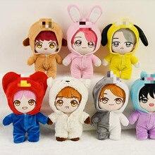 [MYKPOP] Одежда и аксессуары для кукол KPOP: куклы и пижамы для кукол 20 см коллекция фанатов KPOP Bangtan SA19103001