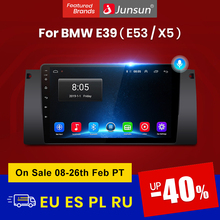 Junsun V1 pro 2G + 128G Für 5 Serie BMW E39 Android 10 X5 E53 Auto Radio Multimedia video Player Navigation GPS 2 din dvd