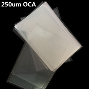 Image 2 - 100PCS OCA לסמסונג A10 A20 A20e A30 A40 A50 A60 A70 A80 A90 אופטי ברור דבק דבק מדבקה זכוכית עדשת סרט עבור LCD