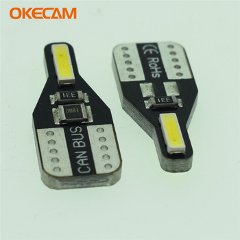 LED Canbus T10 W5W Car Interior Reading Signal Lamp White for BMW e46 e39 e90 e60 e36 f30 f10 e30 e34 x5 e53 e87 e92 x1 x3 x6 z3 image
