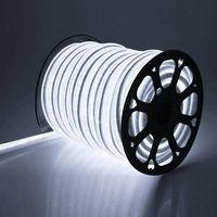 LED Streifen Flex Neon Licht EU 220V Neon Band Nacht Lampe 2835 120Leds/M Flexible Neon Zeichen outdoor Wasserdicht Neon Seil Lichter