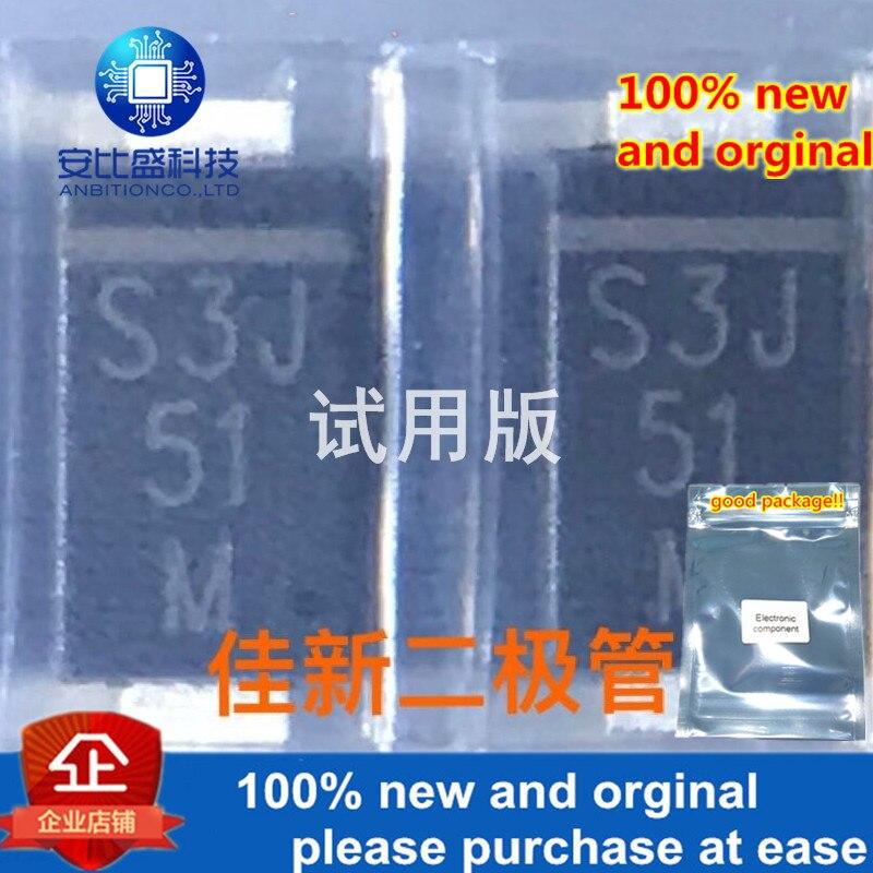 30pcs 100% New And Orginal SE30AFJ-6001HM3 6A 3A600V Rectifier Diode DO221AC Silk Screen S3J In Stock