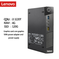 Lenovo M73 Mini Computers Host  4GB Ramcomputer Host Machine Win7/Win10 Diagnosis Computer Pc Used 95New 1