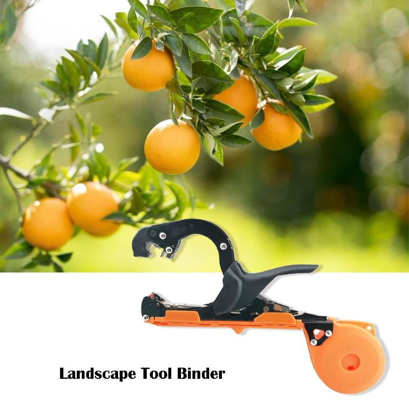 Binding Vegetable And Grape Stems Branch Tying Machine Small And Exquisite Kit Garden Tool Plant Tying Tapener Machine