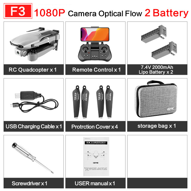 1080P 2 battery