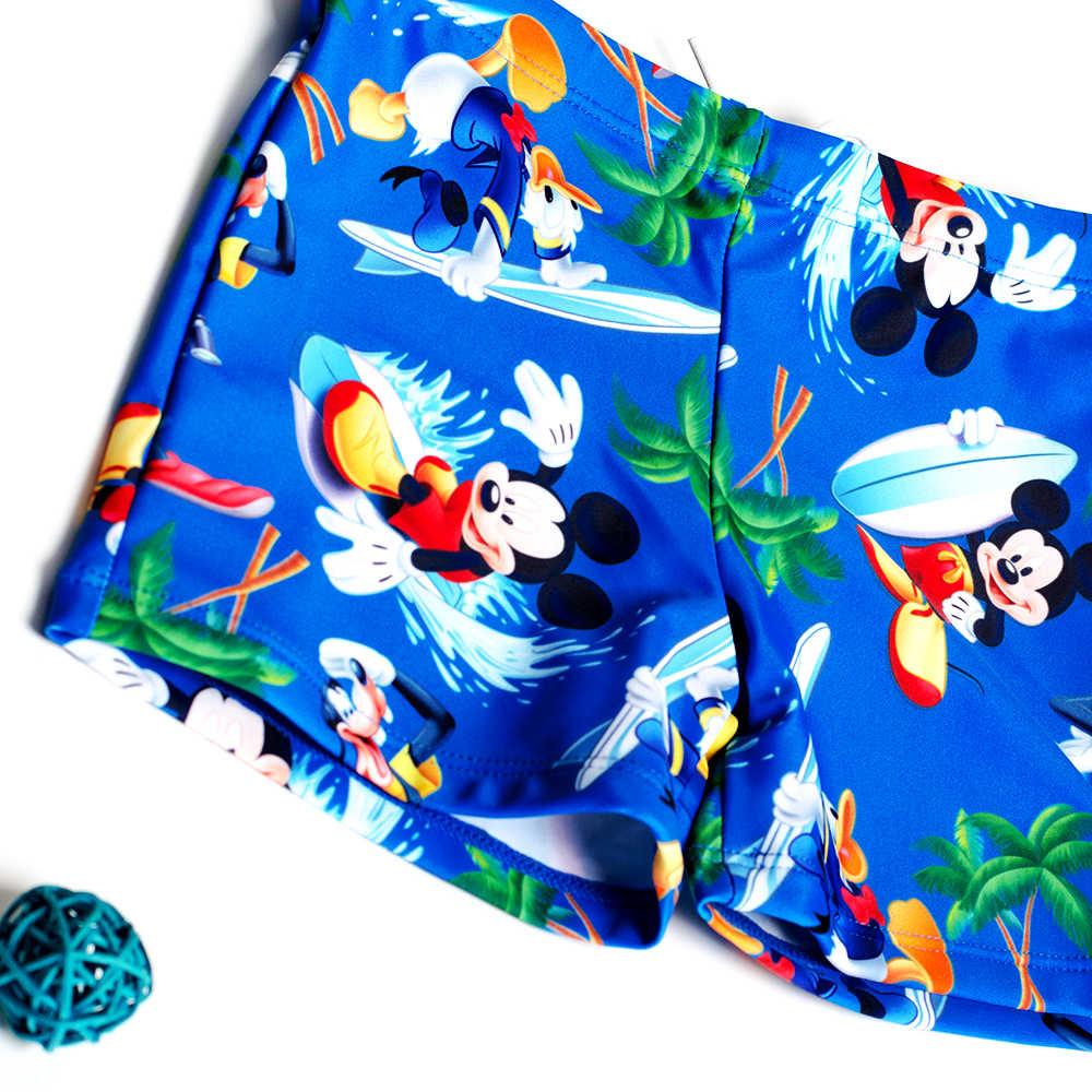 2019 السباحة جذوع للبنين الصيف شورتات للبحر الكرتون المطبوعة شريط/القرش/MK سراويل للسباحة الاطفال الفتيان ثوب السباحة