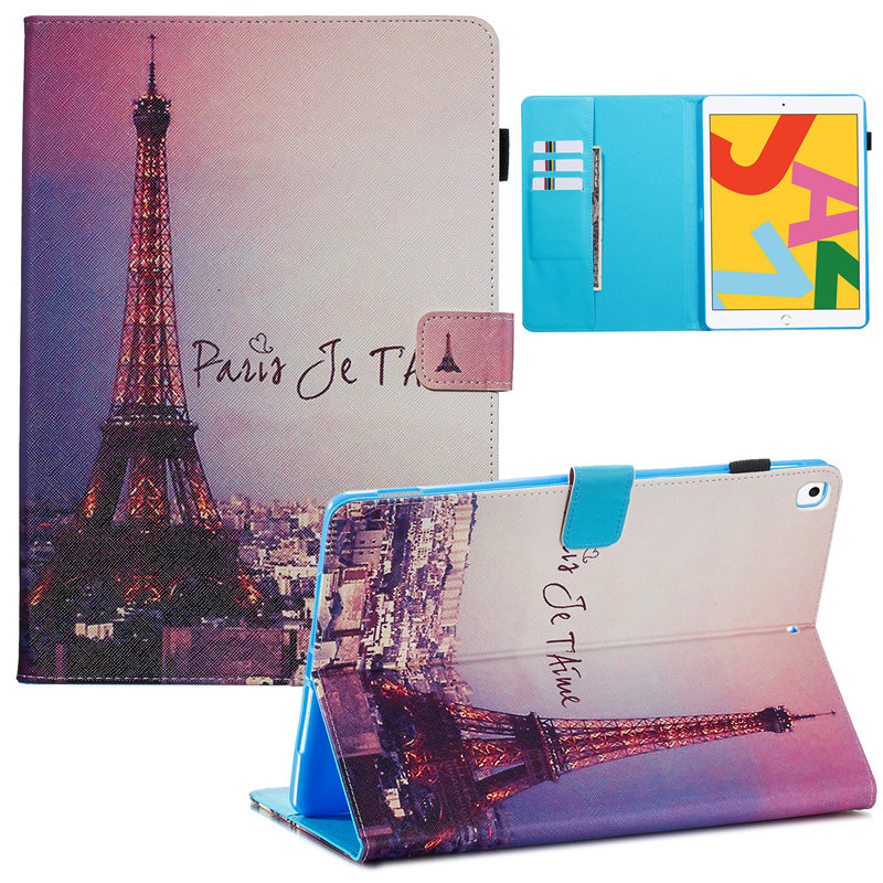 A2200 Generation Cover Skin Apple Case A2232 Smart 10.2 2019 7th For Funda for iPad iPad