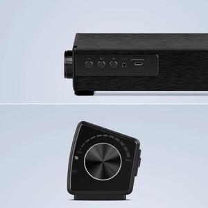 Image 2 - 20 واط TV PAFISH Soundbar السلكية و سماعة لاسلكية تعمل بالبلوتوث المنزل شريط الصوت المحيطي للكمبيوتر مسرح سينما للتلفزيون الكمبيوتر المتكلم