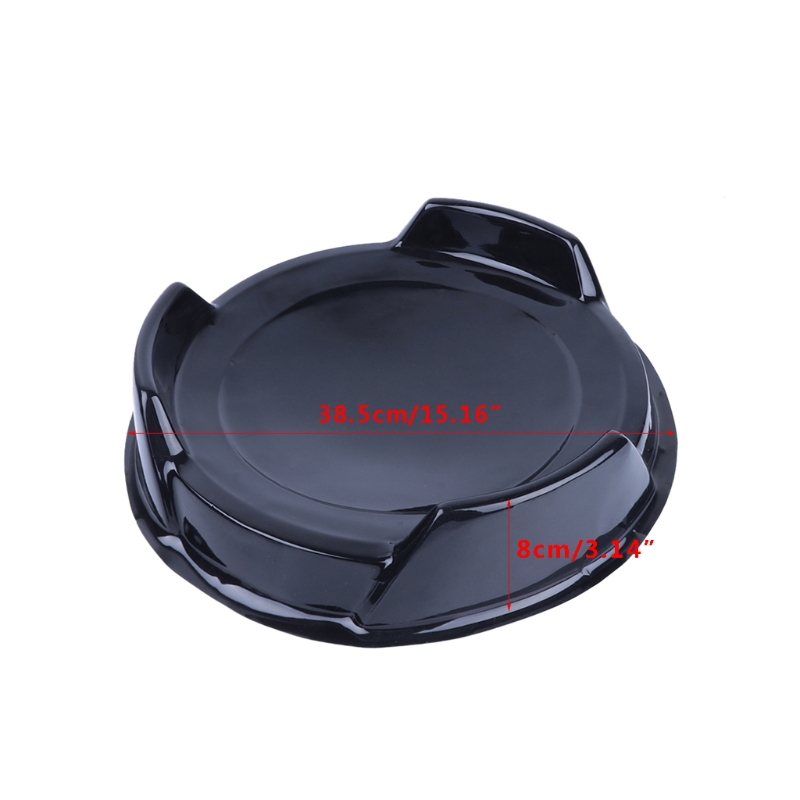 New Durable Attack Battle Top Plate Black Stadium Combat Arena Beyblade Bey Toy Y4UD
