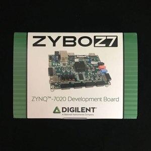 Image 1 - 1X471 015 ZYBO Zynq 7000 Z7 20 Ban Phát Triển SDSoC Voucher Lựa Chọn Với XC7Z020 1CLG400C