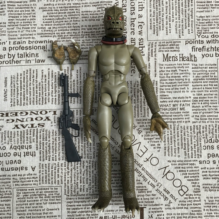 12inch Star wars BOSSK anime action & toy figures model toys for children