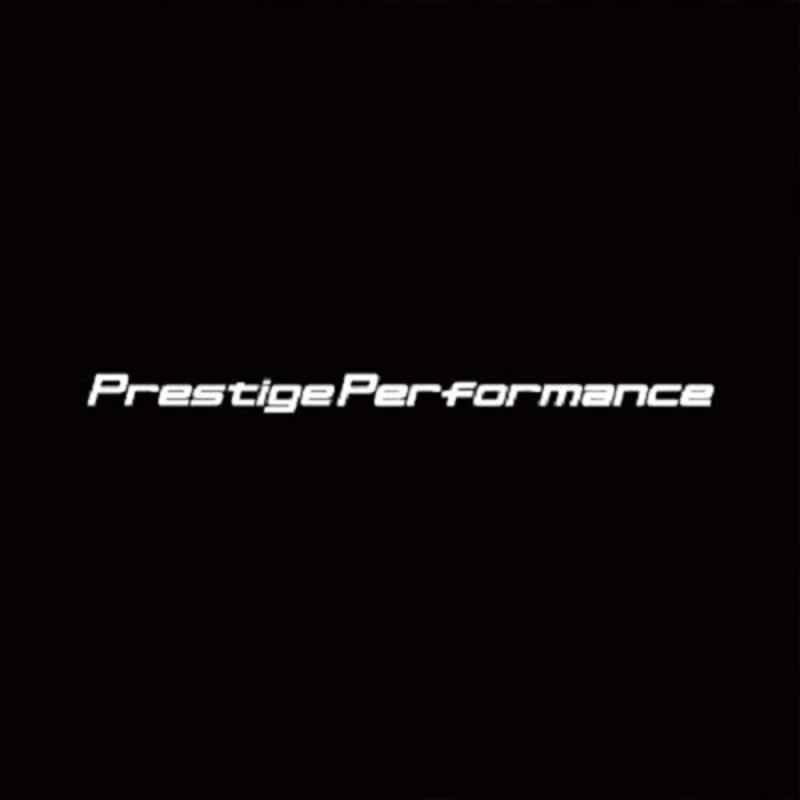 55x5cm adesivos de carro prestige desempenho gráfico pára-brisa dianteiro decoração adesivos porta auto personalizado decalque carro esporte estilo