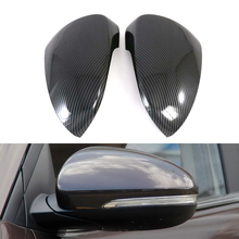 Chrome Rearview Mirror Wing Trim Cover For Hyundai Tucson Accessories 2015 2016 2017 2018 2019  Car Detector Stick Styling