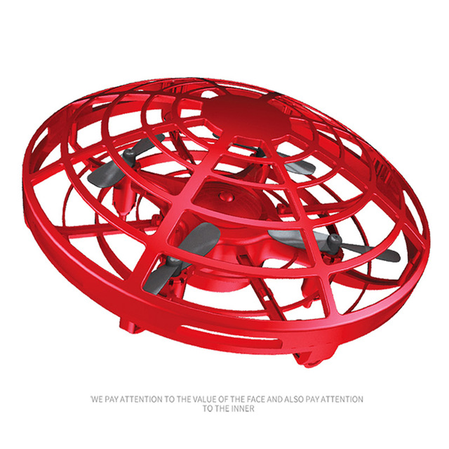 Hot Flying Helicopter Mini Drone UFO RC Drone Infraed Induction Aircraft Quadcopter Upgrade RC Toys