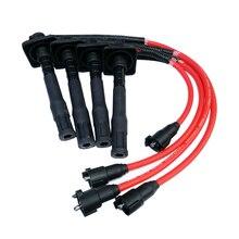Cavo di Kit Spark Plug Wire cavo di accensione 90919 22386 90919 22400 3SFE 4SFE 5SFE Per Toyota Camry Mark II RAV4 Vista