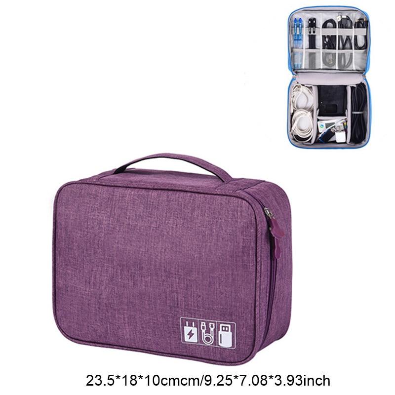 Purple Bag A