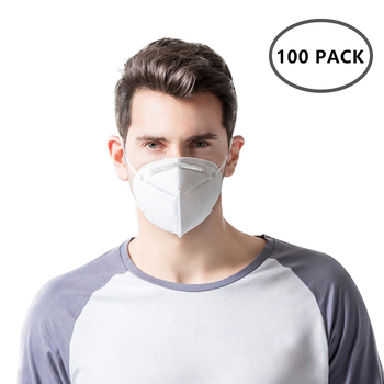 10/30/50/100 Pcs KN95 Masks 3 Layers Filter Dust Mouth Face Mask  Flu Personal Protective Health Care Mask Fast Shipping