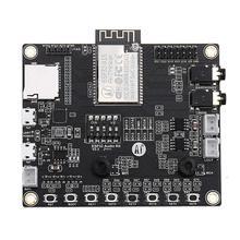 ESP32 Aduio Kit wifi + bluetooth módulo esp32 serial para wifi ESP32 Aduio Kit placa de desenvolvimento de áudio