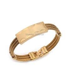 Очаровательный браслет цепочка и мужские классические ювелирные