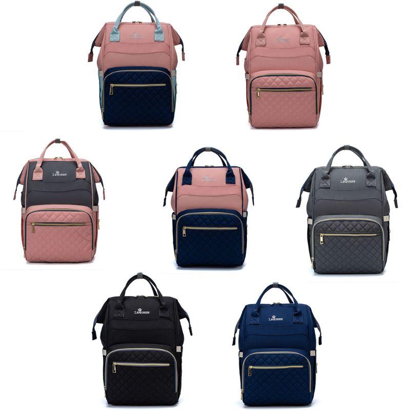 Купить многофункциональная дорожная сумка рюкзак для пеленок
