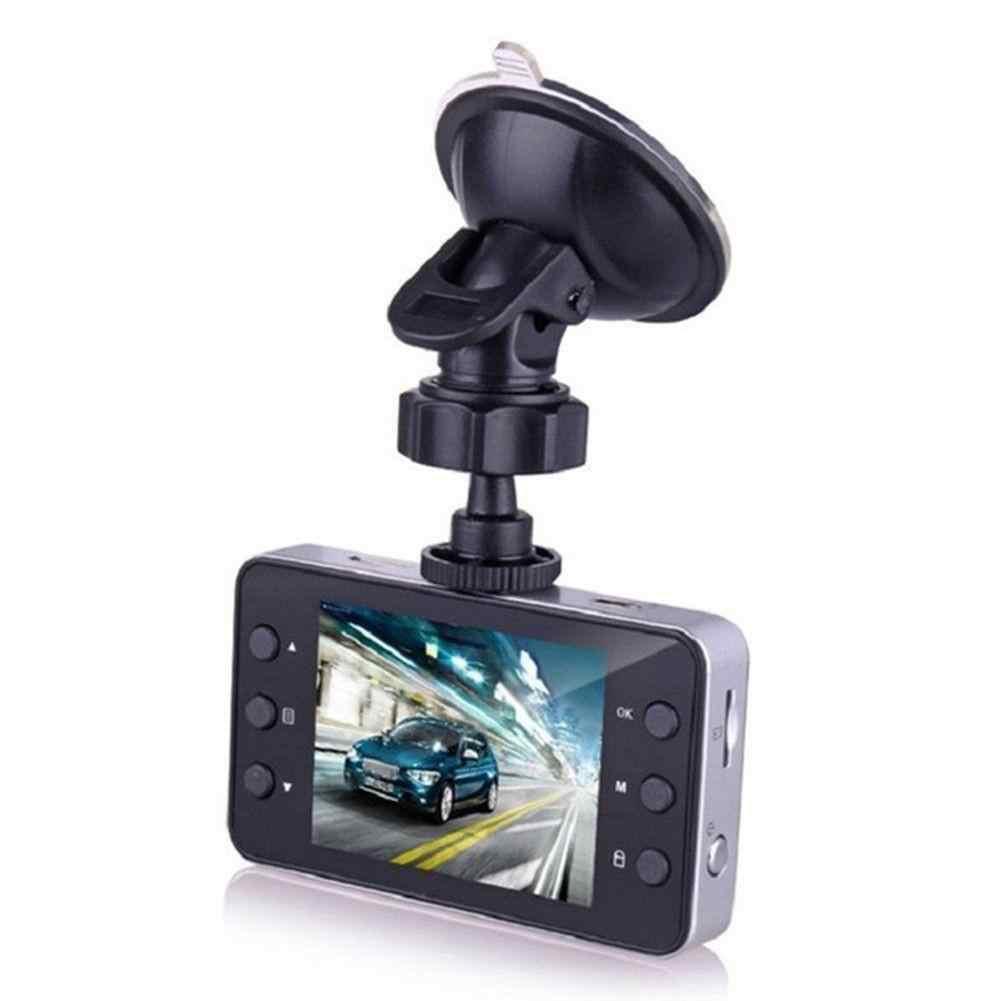 """2.4 """"كاميرا البسيطة LED كشاف اشعة تحت الحمراء ضوء الليلية داش كاميرا 1080P مسجل قيادة كاميرا السيارة مزودة بجهاز تسجيل فيديو مسجل فيديو السيارات اكسسوارات"""