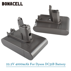 22.2V 4000mAh Replacement Battery for Dyson Cordless DC44 Animal DC31(Type B) DC34 DC35 DC45 Vacuum Clearner L50