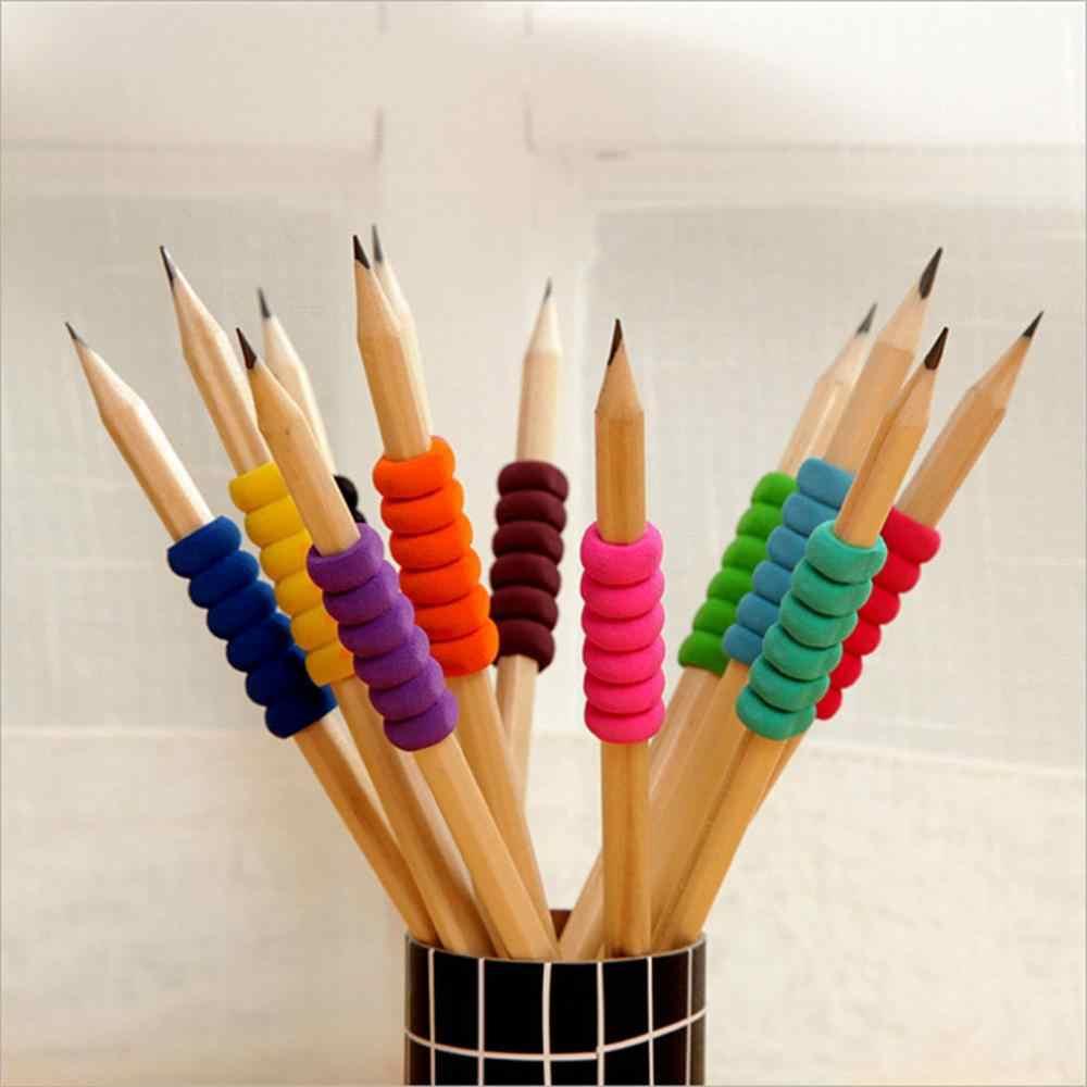 10PCS יהלומי ציור אביזרי יהלומי רקמת עט כיסוי כלים ספוג ריינסטון פסיפס נקודת עט כיסוי