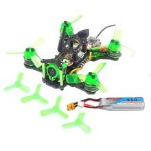 Happymdoel Mantis 85 Micro FPV Racing Drone BNF PNP with Frsky D8 / Flysky 8ch / DX6/DX6I DSM-2 Receiver