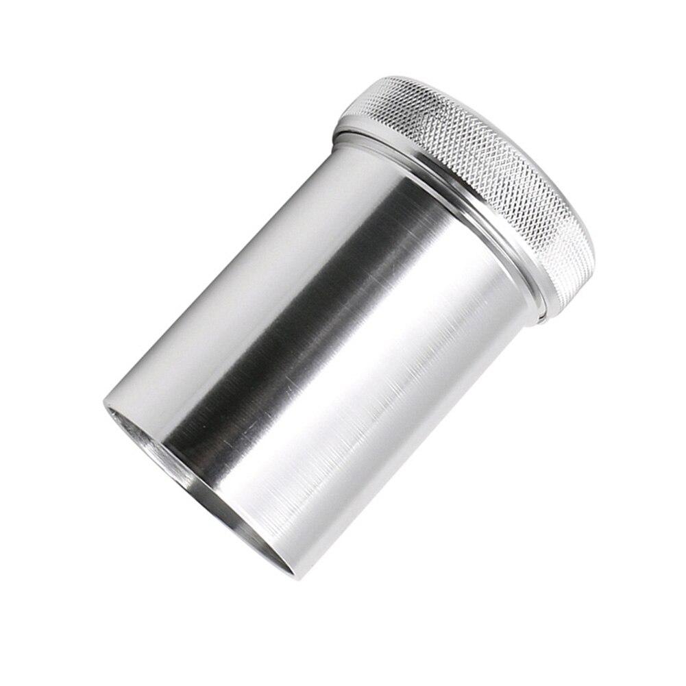 Aluminum Alloy Fuel Tank Cap Cap Filler Neck Fuel Tank Fuel Tank Cover HJG02-2 inch Silver Weld Brand new