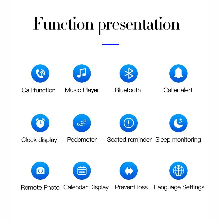 Первые 2020 сферические сенсорный экран смарт-часы, делает телефонные звонки, Multi язык спортивный шаг играет музыка Bluetooth-соединение