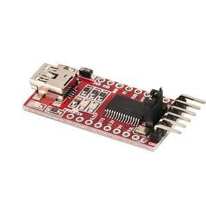 FT232RL FTDI USB к TTL последовательный адаптер модуль для Arduino FT232 Мини Порт поддержка порт 3,3 V 5V Совместимость линия загрузки