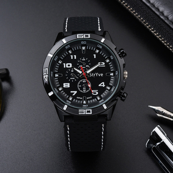 Top Luxury Brand Fashion Military Quartz Watch Men Sports Wrist Watches Clock Hour Male Relogio Masculino  unique  men gift dom men watches top brand luxury quartz watch casual quartz watch black leather mesh strap ultra thin fashion clock male relojes