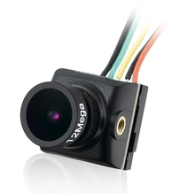 Caddxカンガルーfpvカメラ 1000TVL 2.1 ミリメートルガラスレンズ/2 メートル 2.1 ミリメートル 7 グラム 16:9/4:3 切替wdr 4ms低lantency rc fpvレースドローン