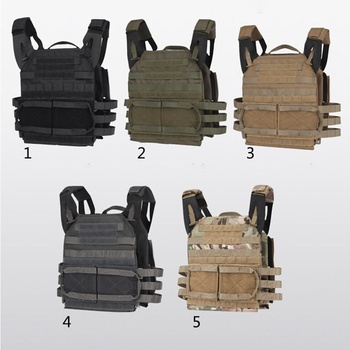 Hunting Body Armor JPC Molle Plate Carrier Vest Outdoor CS Game Paintball Airsoft Vest Shooting Accessories