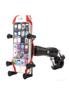 XMXCZKJ Phone-Stand Cell-Phone-Mount-Holder Bike Motorcycle-Handlebar Bicycle Smartphone