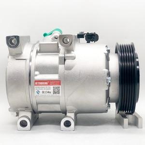 Image 3 - AUTO A/C AirCON AC Compressor for Hyundai Azera 2012 2017 Kia Cadenza 2014 2016 97701 3V410 977013V410 977013V410RU