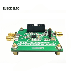 Image 2 - LMX2571 Module signal source RF source Phase locked loop module FM modulation 2018 TI electronic competition module