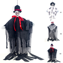 Halloween Party Witches Ghost Hanging Decoration Horror Pendant Props Costume Festival Supplies