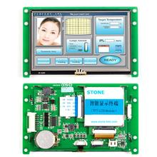 Free Shipping! Industrial touch monitor 4.3 inch 480x272 TFT LCD module