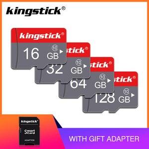 Image 2 - Hoge snelheid microsd geheugenkaarten 4GB 8GB 16 GB 32 GB 64GB cartao de memoria klasse 10 micro sd tf kaart voor gratis adapter gift